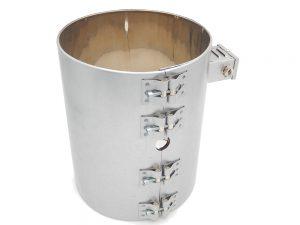 Zylinder-Heizband mit Armatur