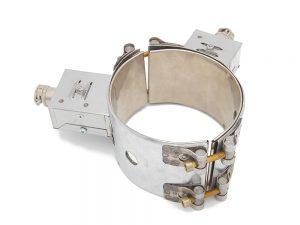 Zylinder-Heizband 2-teilig